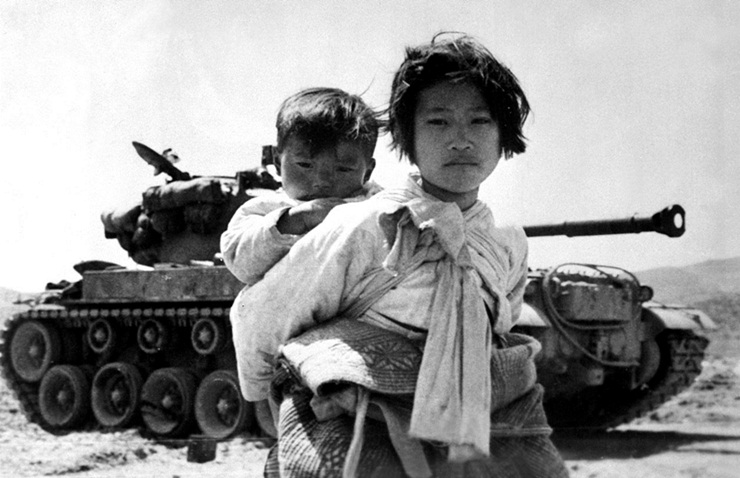 Korean War 1950 53