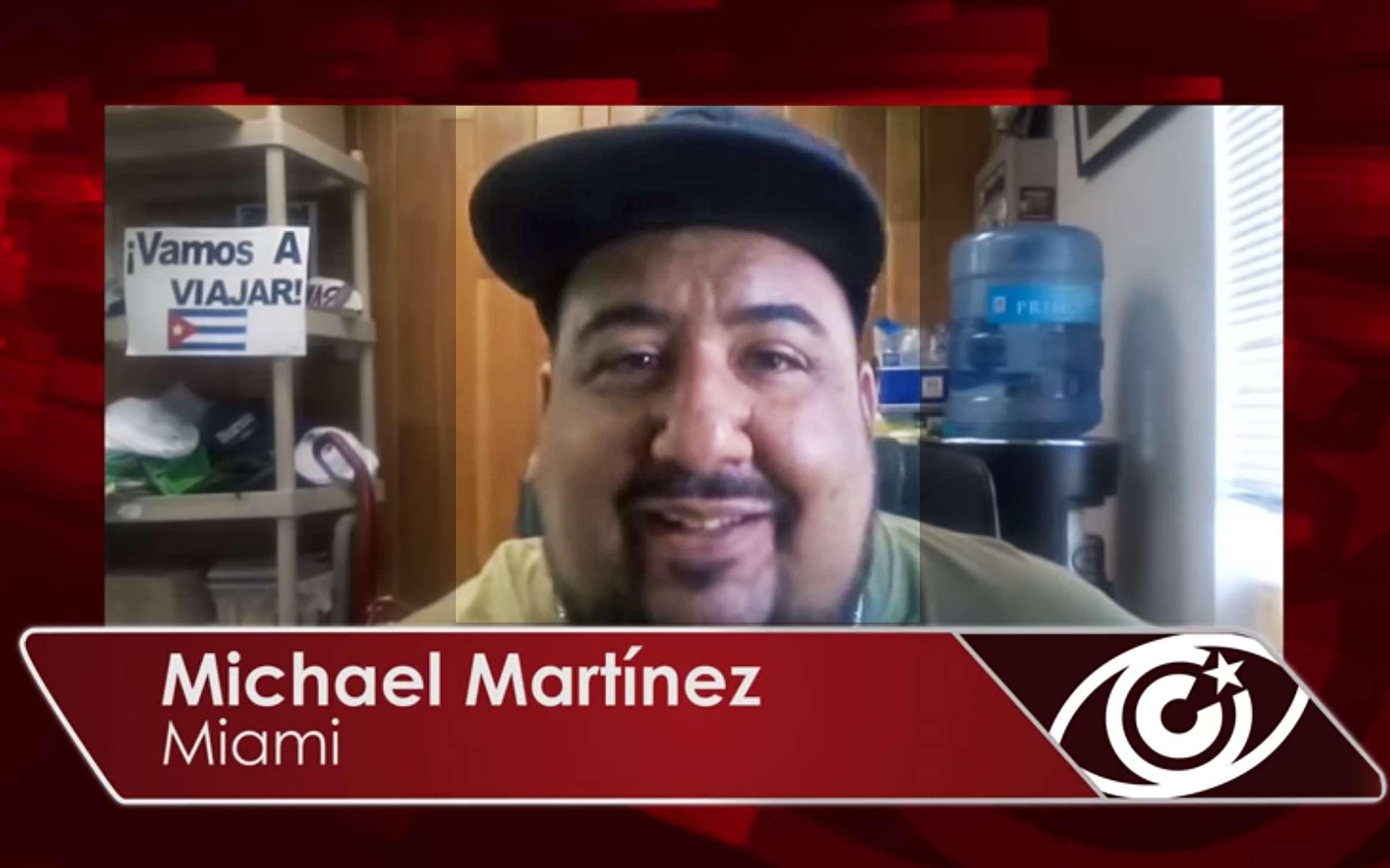 Michael Martínez Cubainformación