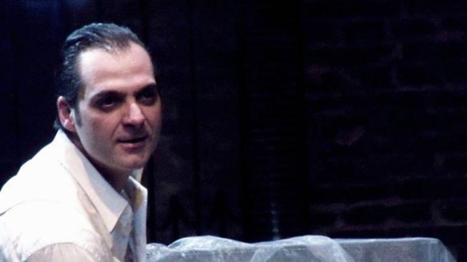 Πέθανε ο ηθοποιός Διονύσης Μπουλάς