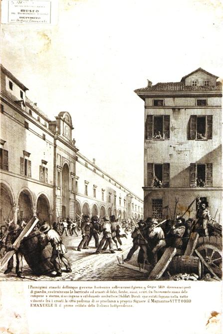 linsurrezione di Parma del 9 giugno 1859