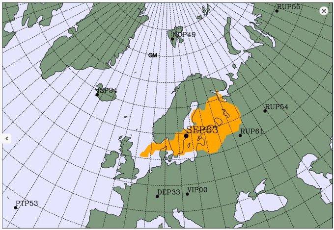 Σουηδία: Καταγραφή ραδιενέργειας 10 εκατομμύρια φορές κάτω από το όριο επικινδυνότητας- λαβή για πολιτικές σκοπιμότητες