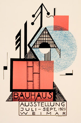 rudolf baschant bauhaus blue circle