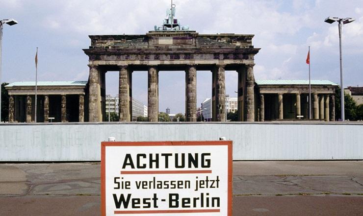 west berlin wall
