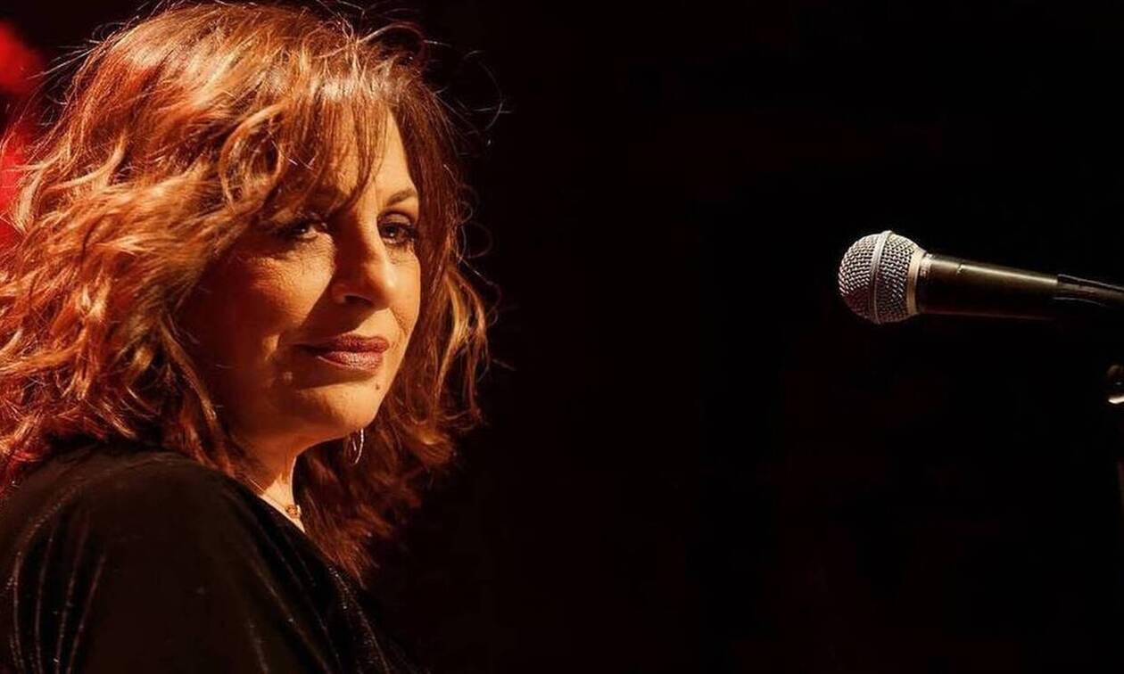 Η Ελληνίδα Έντιθ Πιάφ, η Χαρούλα Αλεξίου είπε αντίο στο τραγούδι...