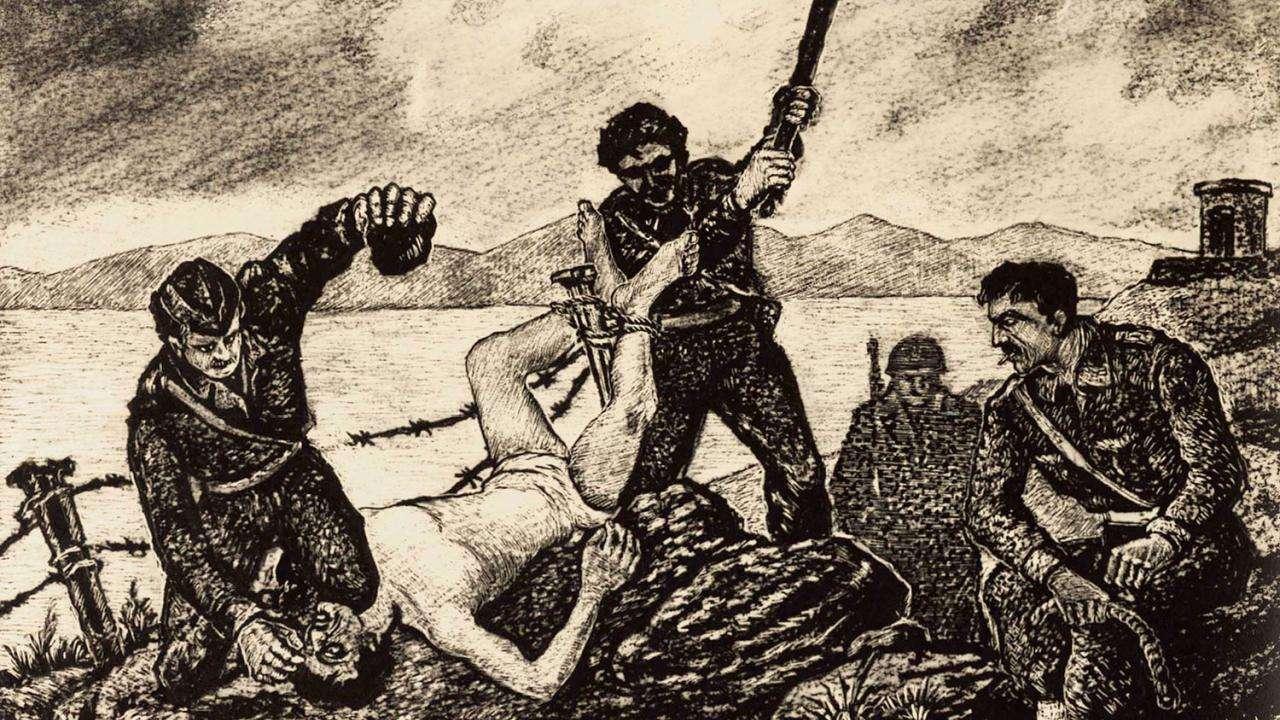 Γιώργης Φαρσακίδης στο σύρμα