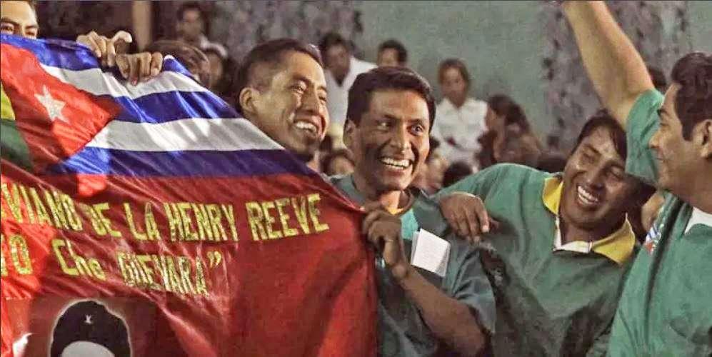 η στήριξη για Νόμπελ Ειρήνης στην ιατρική ταξιαρχία της Κούβας