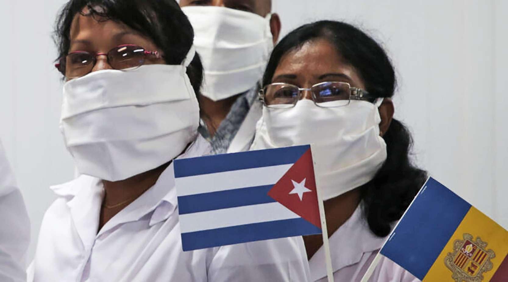 κουβανική ιατρική διεθνιστική βοήθεια κλείνει έξι δεκαετίες
