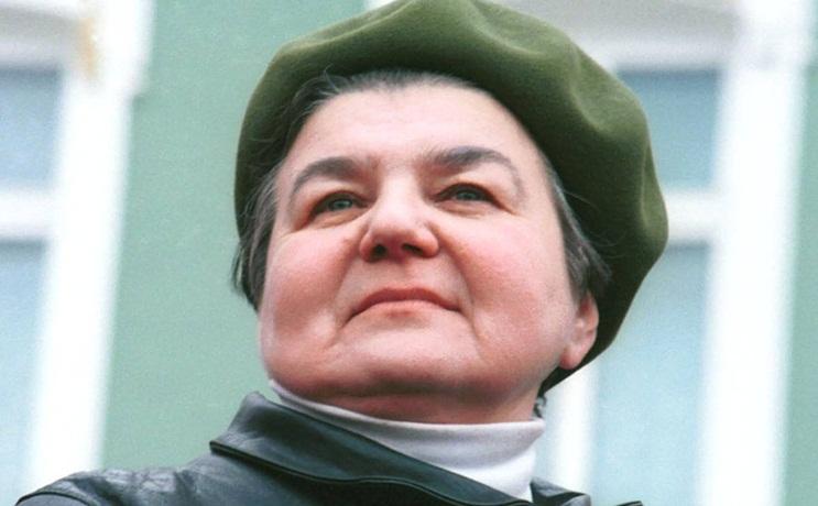 Πέθανε η Νίνα Αντρέγιεβα, η γυναίκα που ύψωσε ανάστημα στην αντεπανάσταση της Περεστρόικα