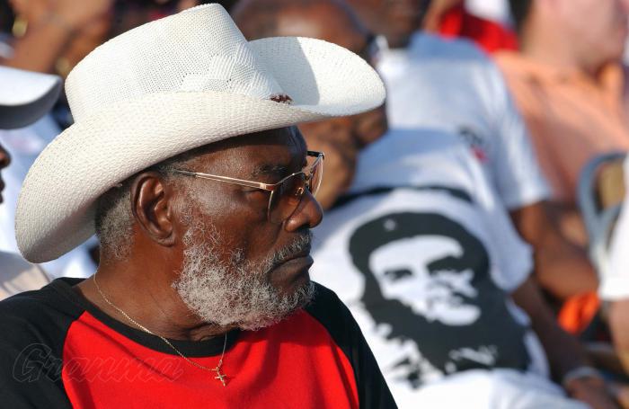 Agustín Díaz Cartaya asaltante y autor de la Marcha del 26 de Julio
