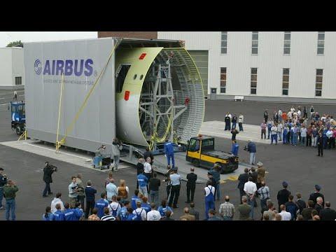 Airbus Πτώση 40 στην παραγωγή για δύο χρόνια