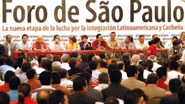 Foro de São Paulo telesur