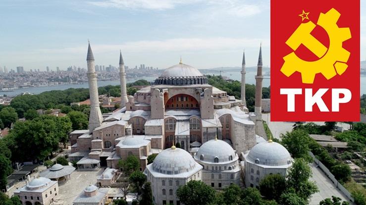 Hagia Sophia tkp
