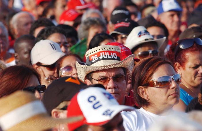 La celebración del 26 de Julio proyecta nuevos compromisos del pueblo en el desarrollo político económico y social