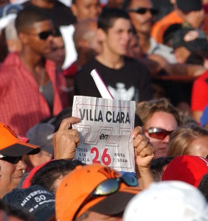 Villa Clara en 26 de Julio