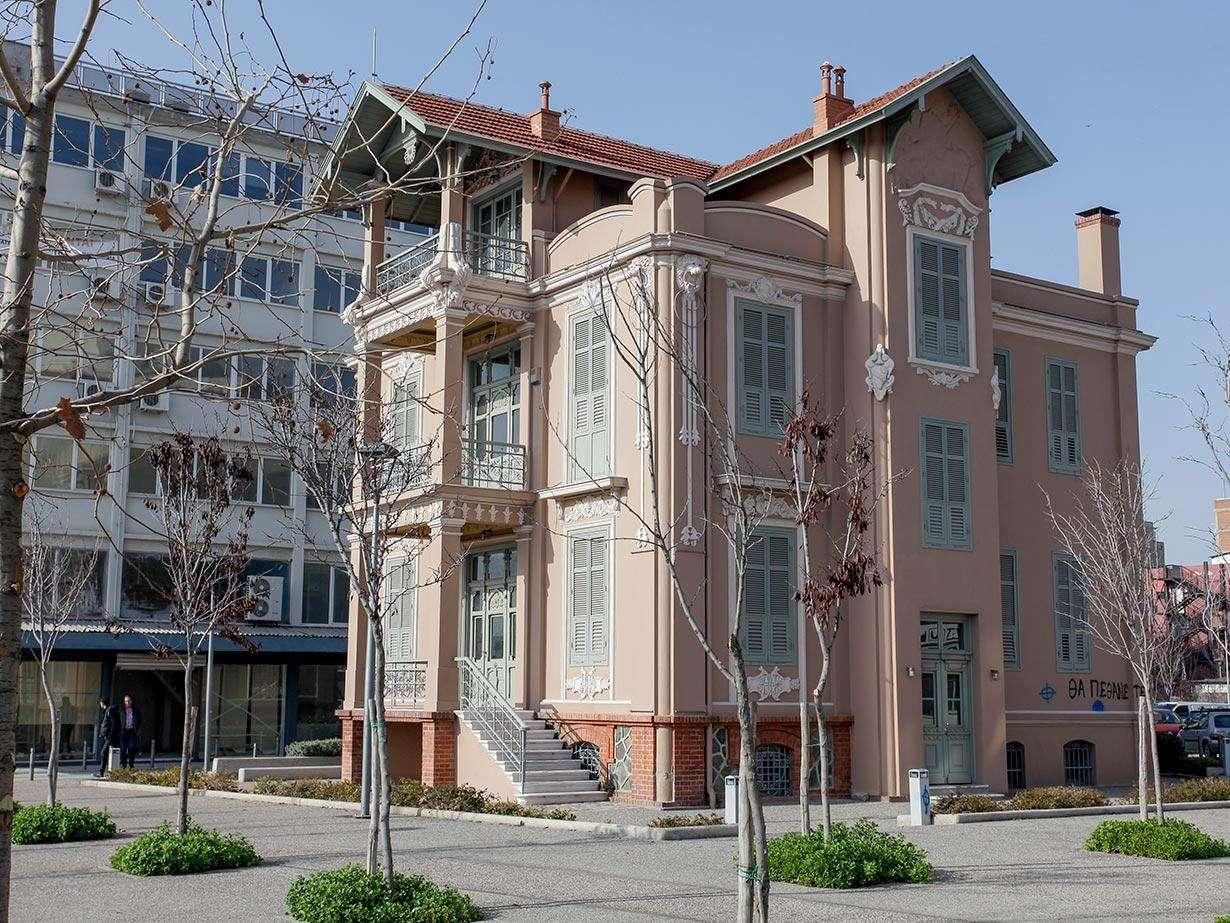 villa petridi