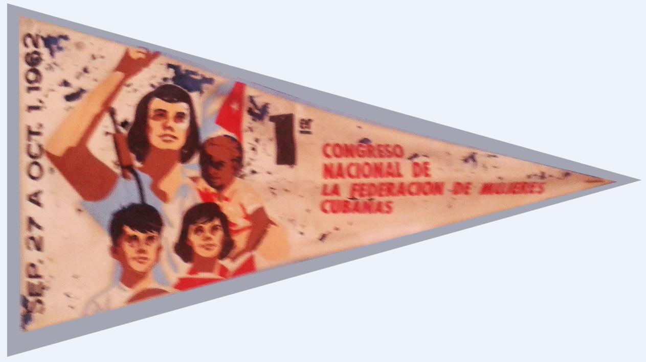 Έμβλημα του 1ου Εθνικού Συνέδριου της FMC 27 Οκτ 1962