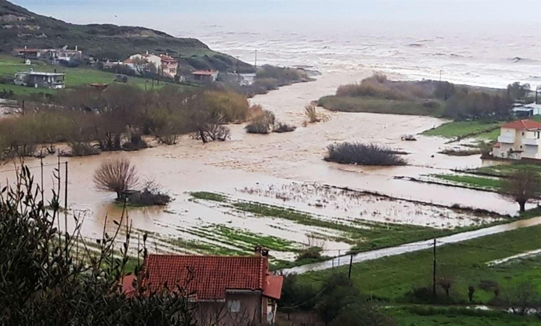 πλημμύρες 9 Αυγ 2020