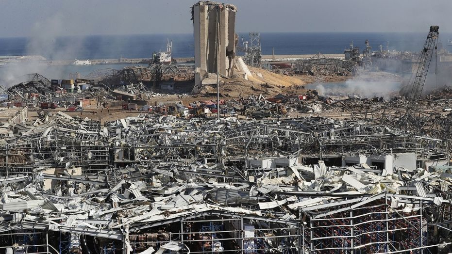 Λίβανος Lebanon 4 Αυγ 2020