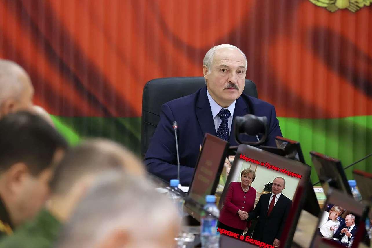 Λευκορωσία πεδίο ενδοϊμπεριαλιστικών αντιθέσεων