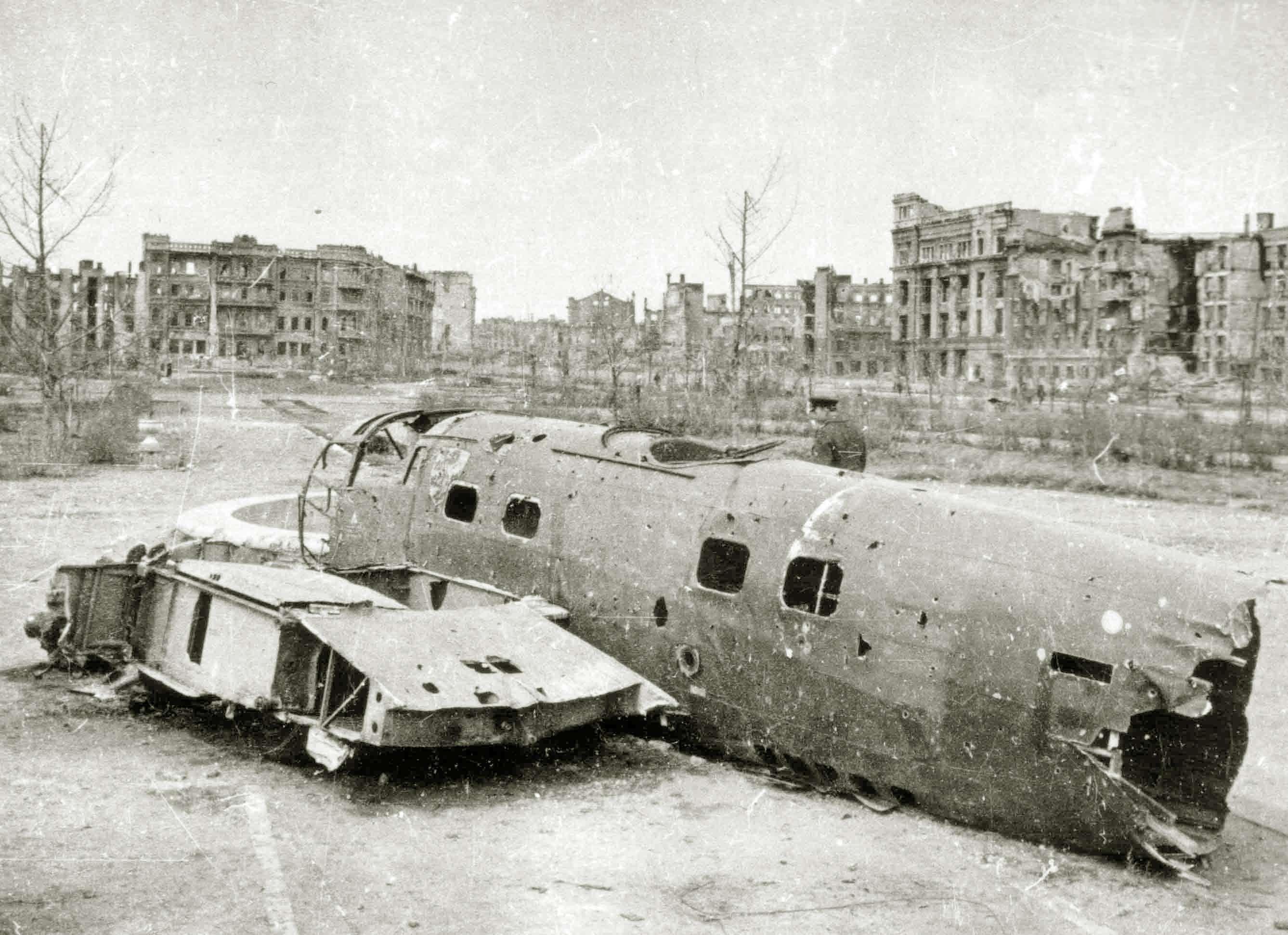 Στάλινγκραντ Сталинградская битва 11