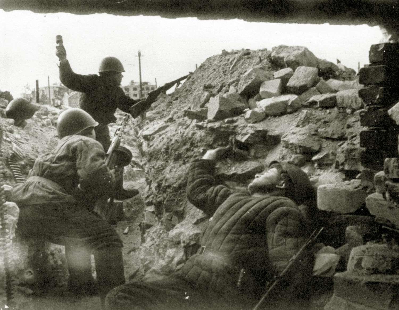Στάλινγκραντ Сталинградская битва 12