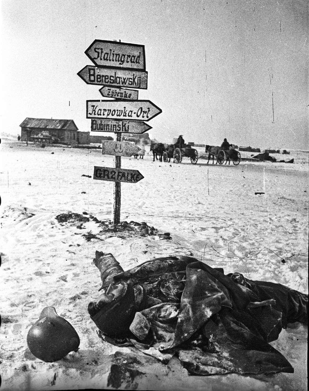 Στάλινγκραντ Сталинградская битва 14