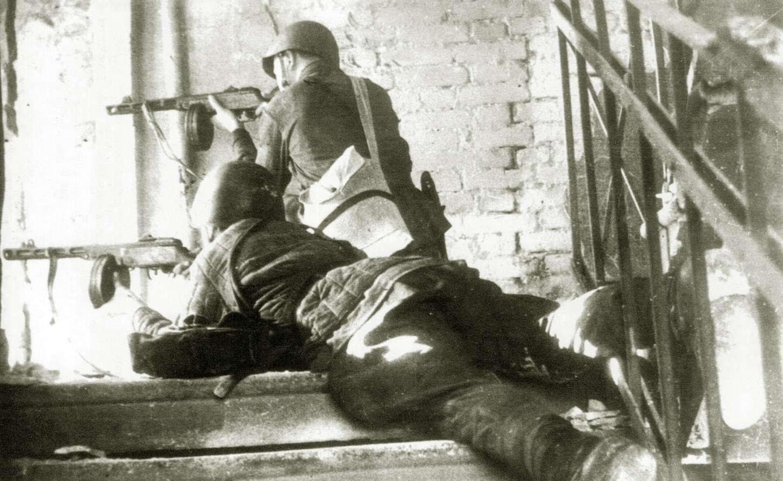 Στάλινγκραντ Сталинградская битва 15