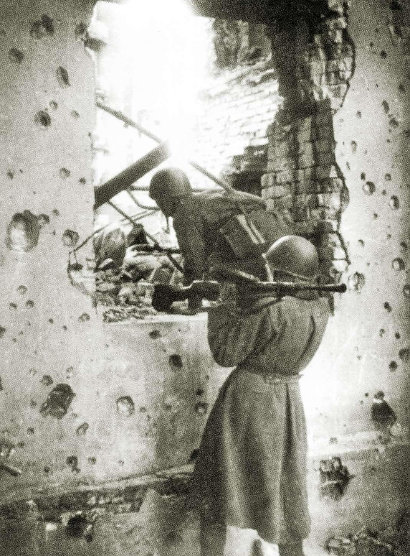 Στάλινγκραντ Сталинградская битва 16