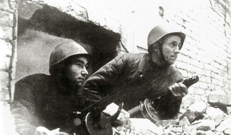 Στάλινγκραντ Сталинградская битва 17 1