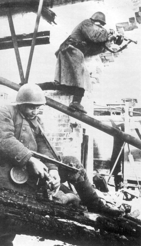 Στάλινγκραντ Сталинградская битва 19