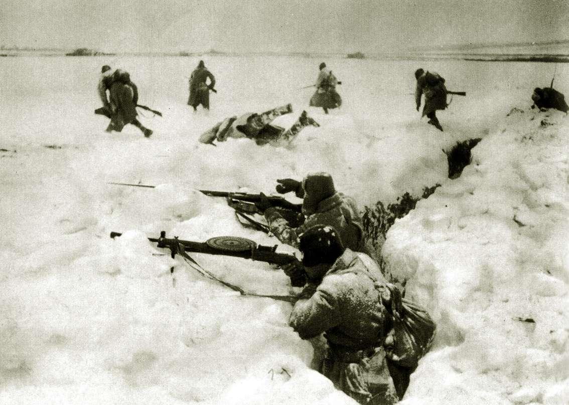 Στάλινγκραντ Сталинградская битва 2