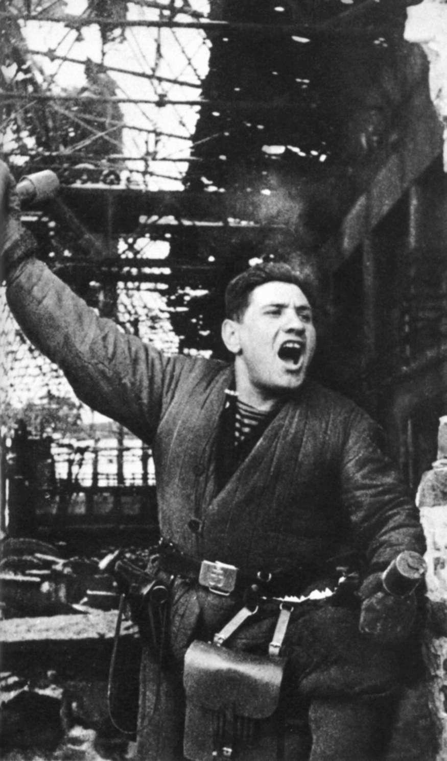 Στάλινγκραντ Сталинградская битва 20 1