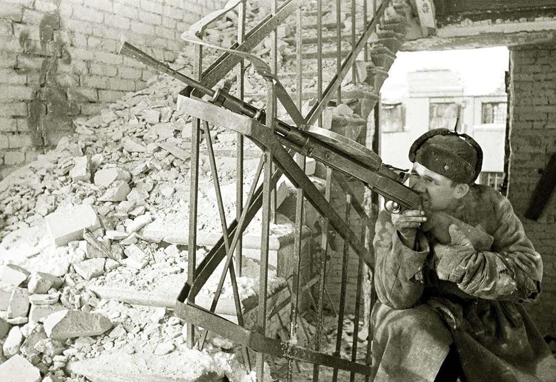 Στάλινγκραντ Сталинградская битва 21