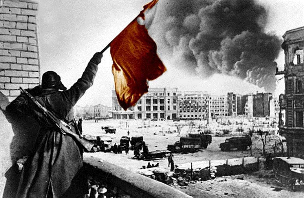 Στάλινγκραντ Сталинградская битва 23