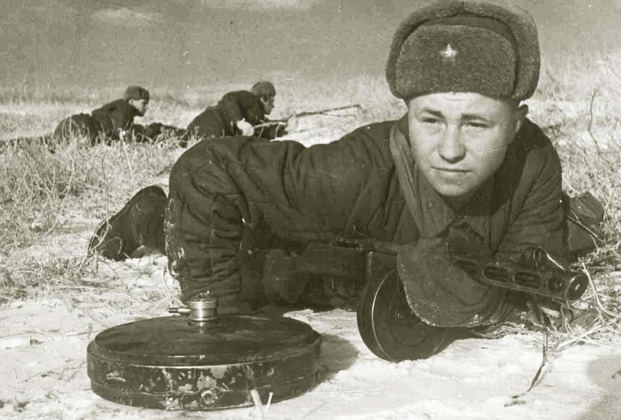 Στάλινγκραντ Сталинградская битва 4