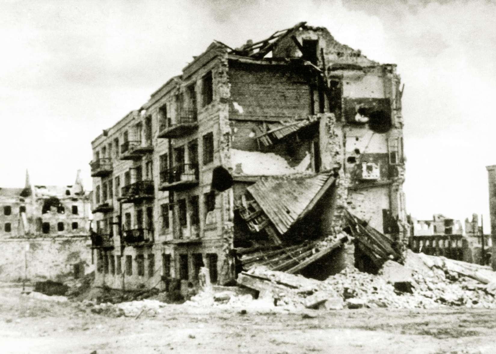 Στάλινγκραντ Сталинградская битва