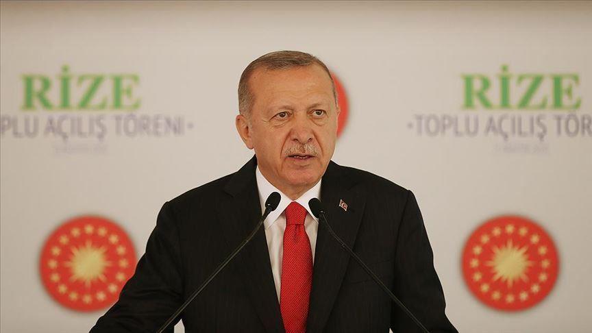προκλητικές δηλώσεις Ερντογάν