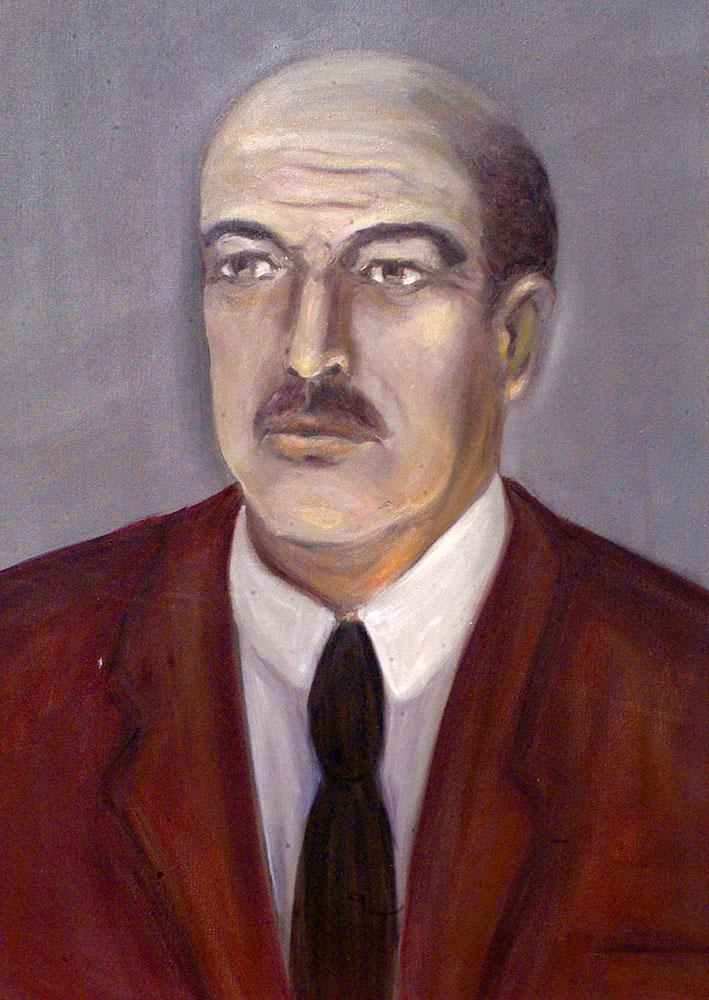 Αλκιβιάδης Κοκκινάκης θεμελιωτής και 1ος Αρχηγός του ΠΣ