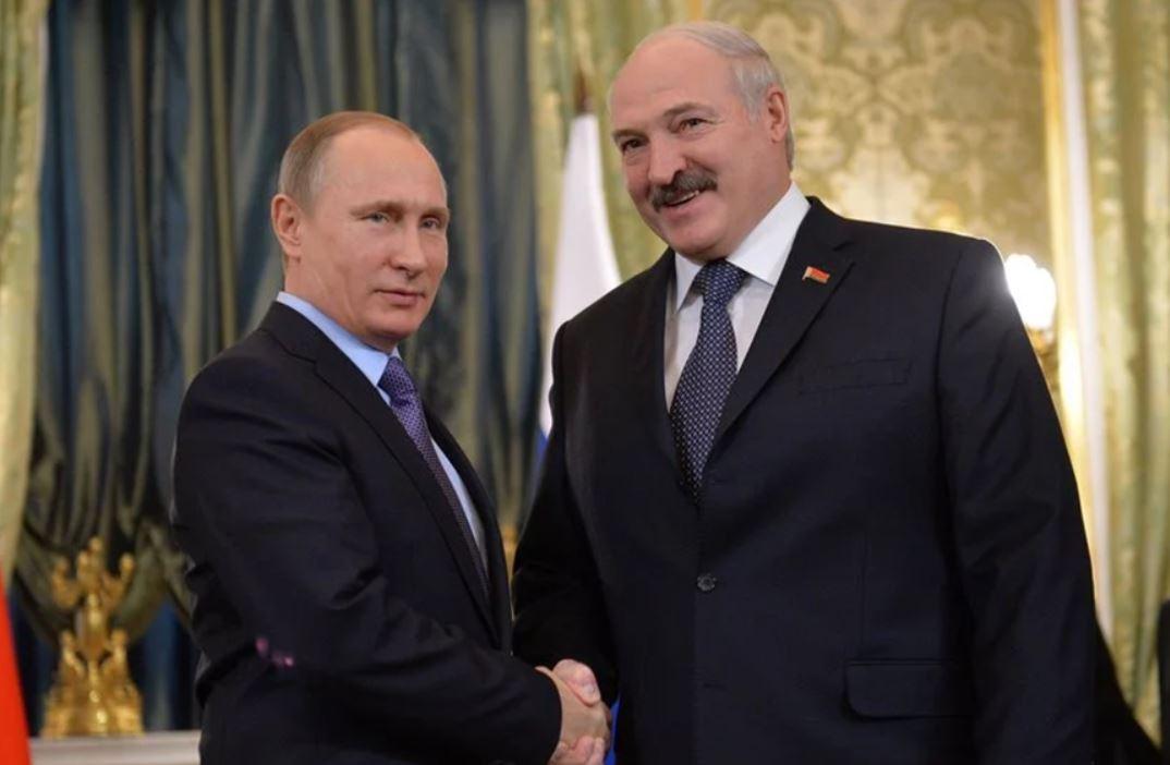 Πούτιν Λουκασένκο