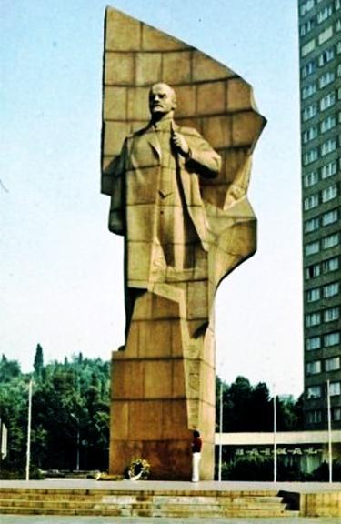 Άγαλμα Λένιν - Статуя Ленина Берлине