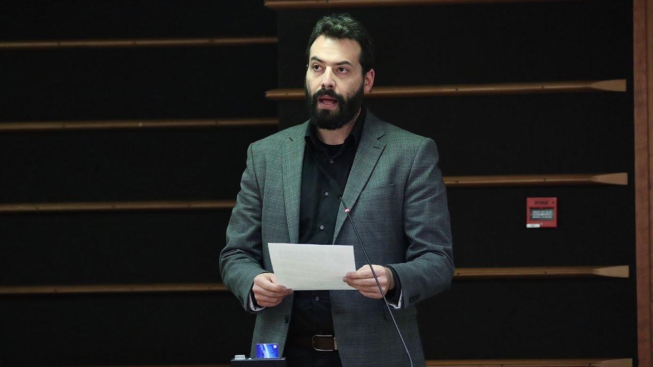 Λευτέρης Νικολάου Αλαβάνος Ευρωβουλή ΚΚΕ