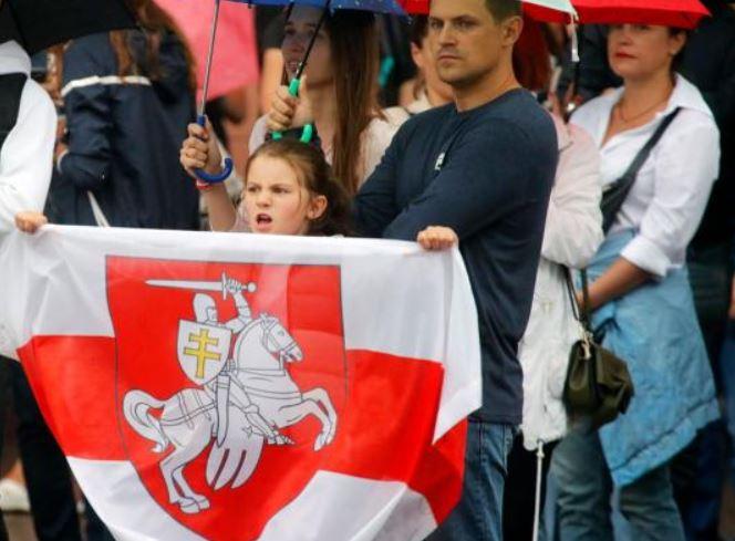Belatus nazi flag