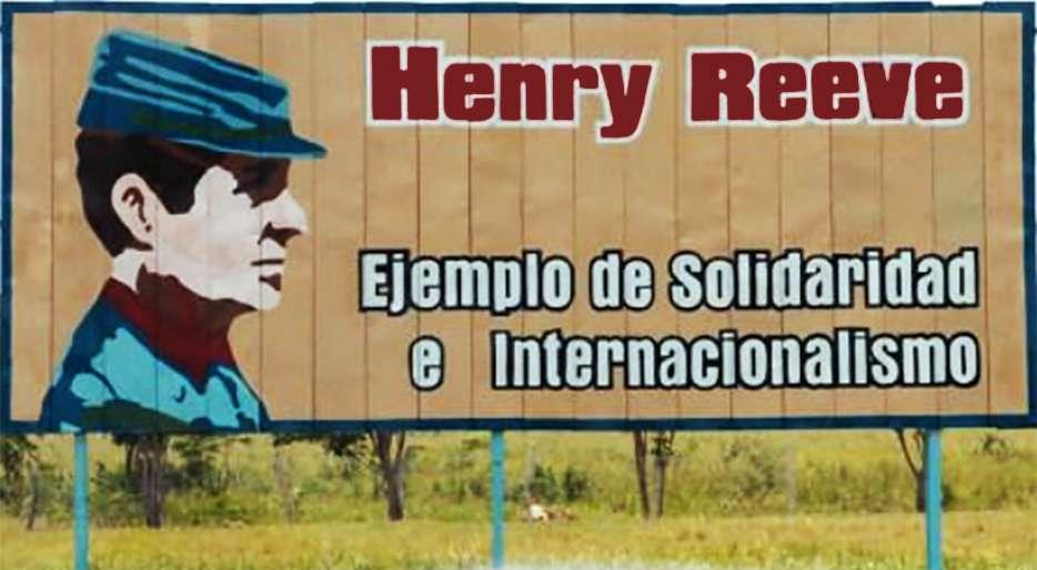 Henry Reeve ejemlo de Solidaridad e Internacionalismo
