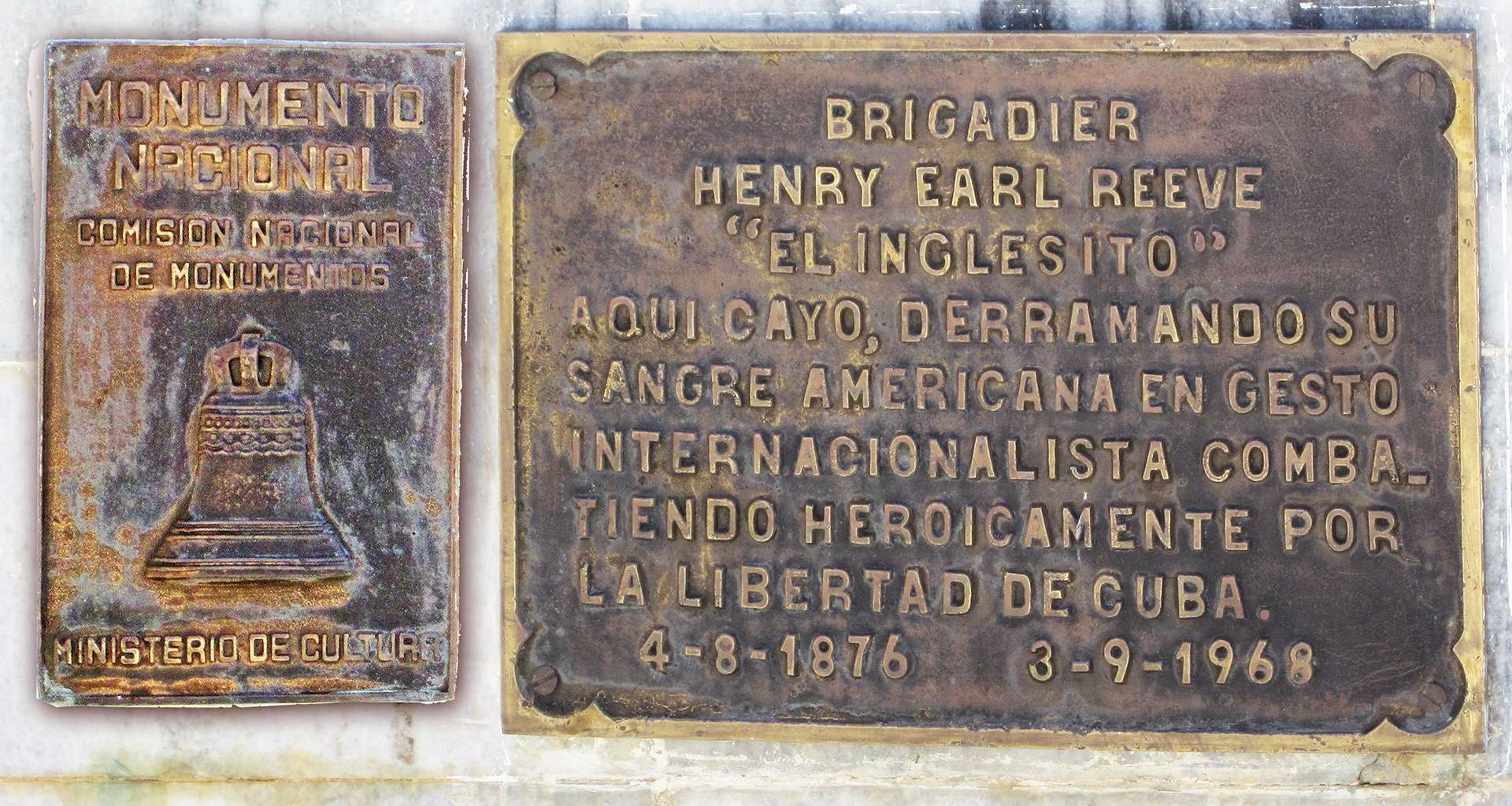 Monumento a Henry Reeve 1