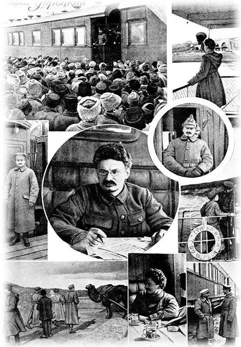 Trotsky Τρότσκι