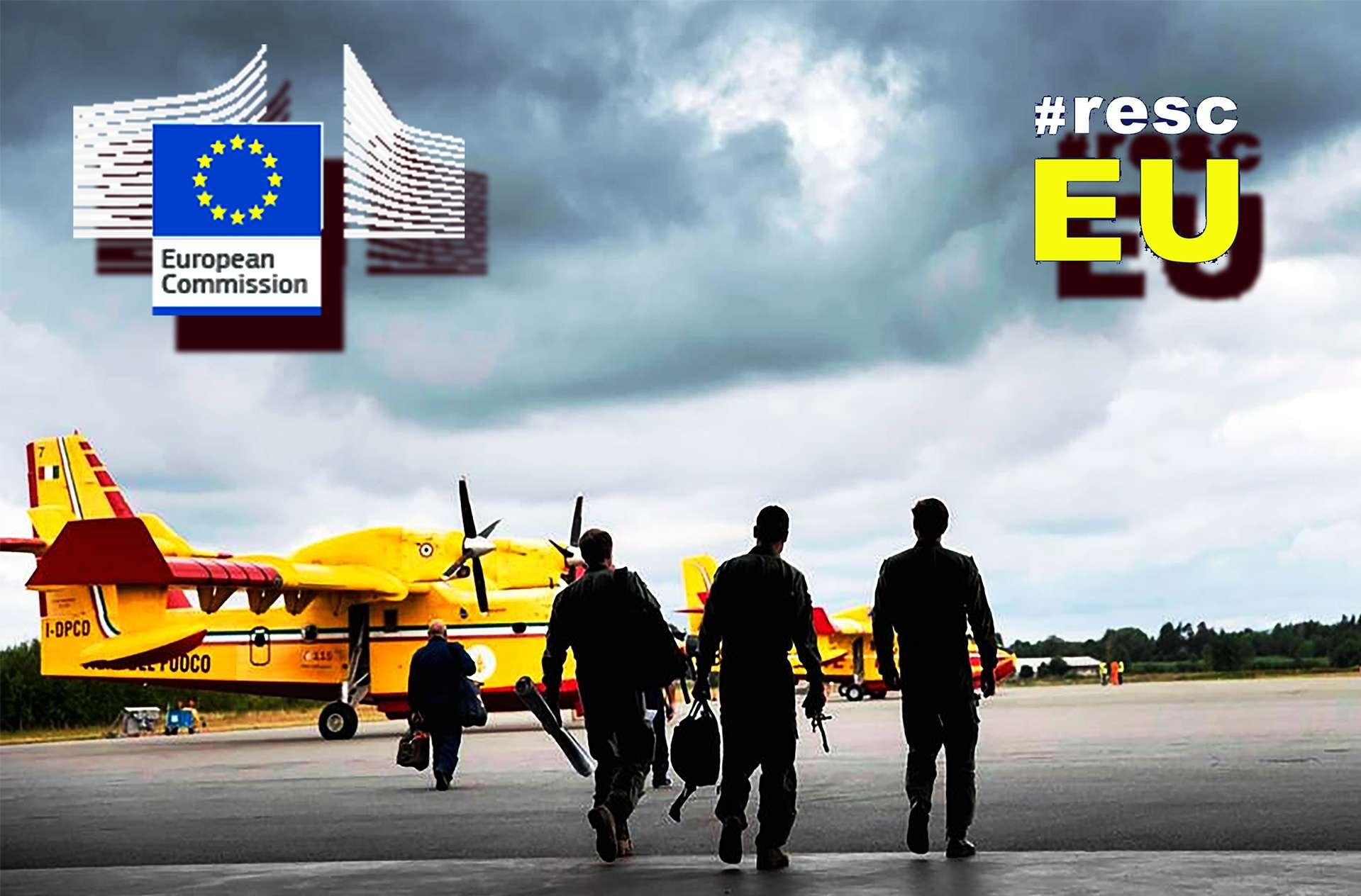 rescEU Ευρωπαϊκός Μηχανισμός Πολιτικής Προστασίας
