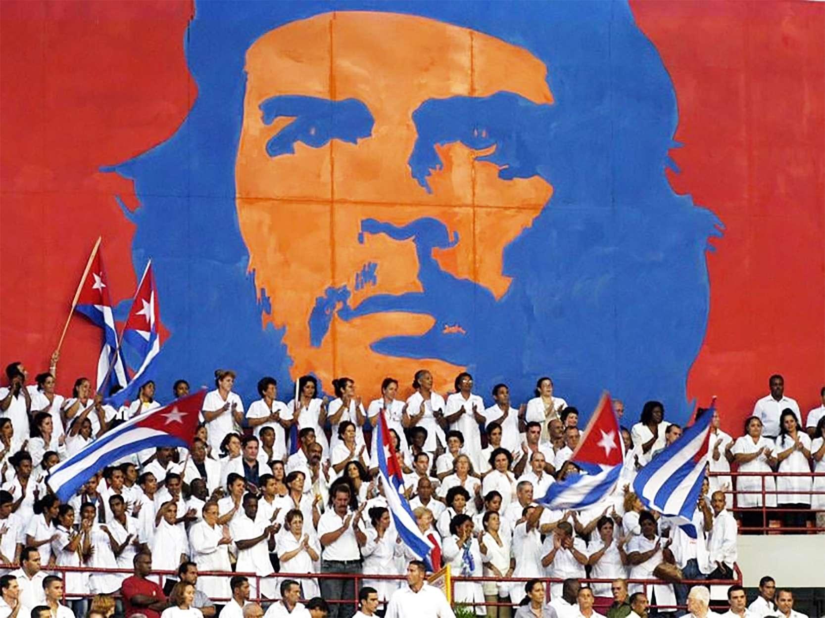 ενοχλούνται από το βραβείο νόμπελ στους γιατρούς της Κούβας