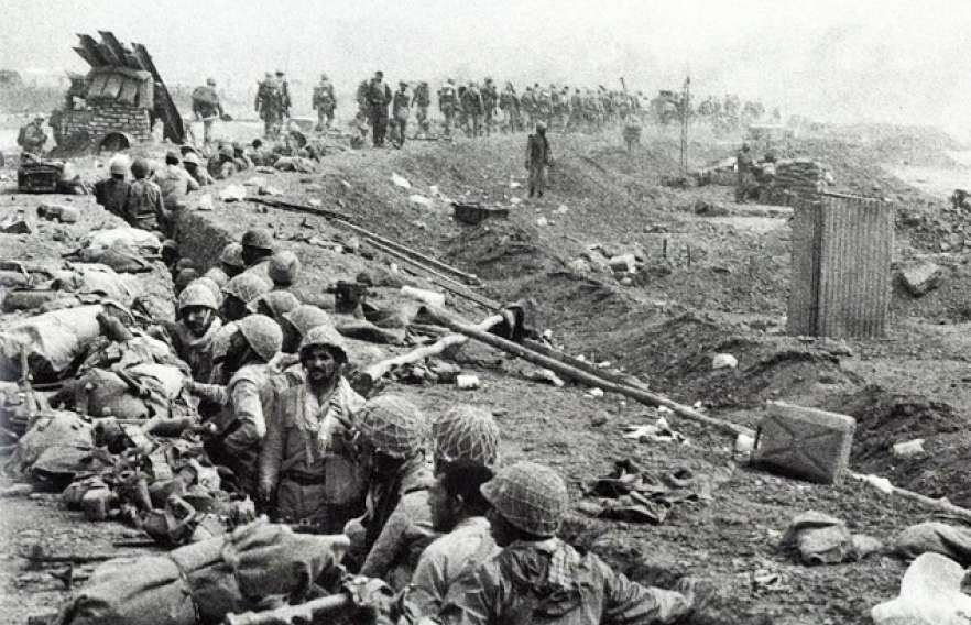 Πόλεμος Ιράν Ιράκ