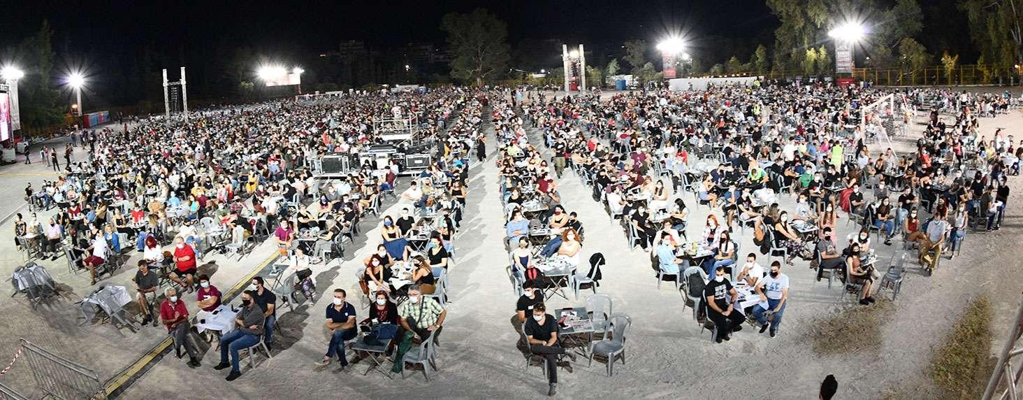 46ο Φεστιβάλ ΚΝΕ - «Οδηγητή», Πανεπιστημιούπολη Ζωγράφου