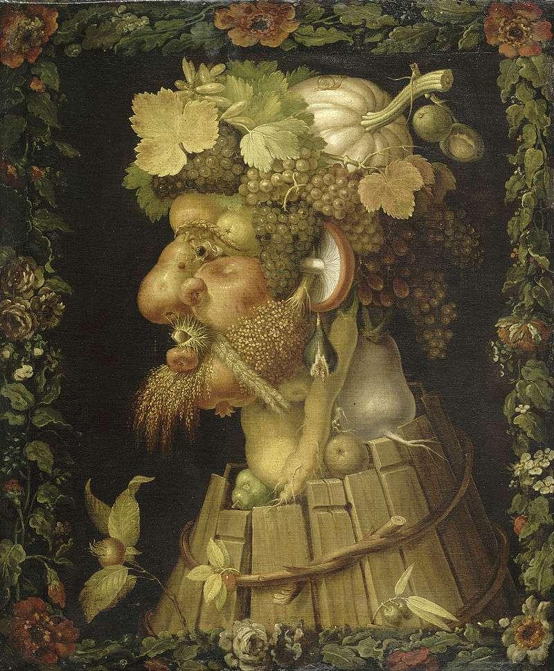 Φθινόπωρο Giuseppe Arcimboldo 1573